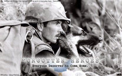 """From """"FOOTPRINTS"""" to """"Forgotten Heroes"""""""