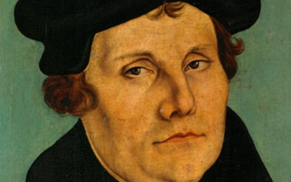 Protestantism's Birthday – A New 95 Theses Needed