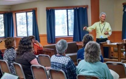 The New England Christian Writers Retreat