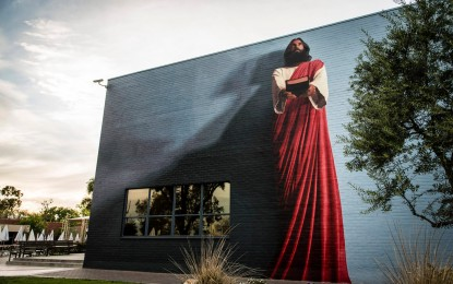 Infusing Christianity into LA's Giant Murals