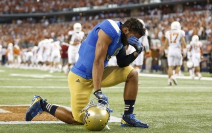 UCLA Football Team is 90% Christian, Star Receiver Says