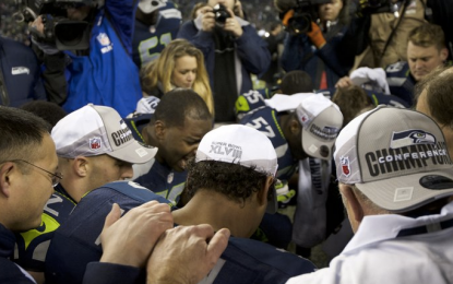 Russell Wilson NFC Championship Game Interview Reflects Powerful Optimism of Faith