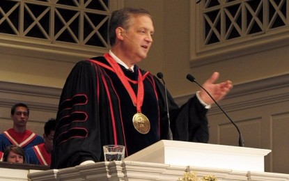 Al Mohler on Keeping the Southern Baptist Faith