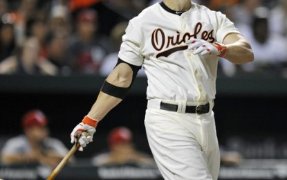 Chris Davis: God Used My Time Off For His Glory