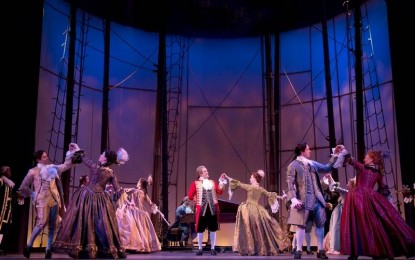 Faith-Based Original Musical 'Amazing Grace' Makes Broadway Debut Summer 2015
