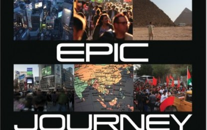 'The Epic Journey' – Film Team Traveled to 36 Countries to Find God