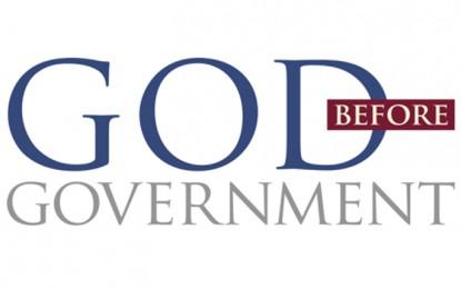 Christians in Politics Legislating Morality