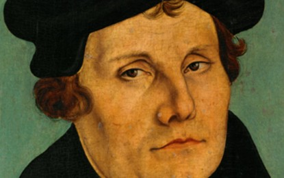 The Halloween That Changed the World – Reformation Day