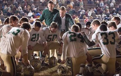 Woodlawn movie: racial strife, football, faith