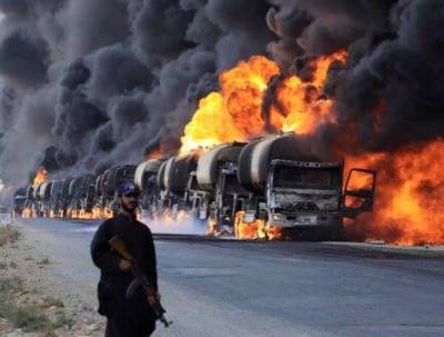 Obama Knows That Turkey Is Buying Oil From ISIS And He Isn't Doing Anything To Stop It