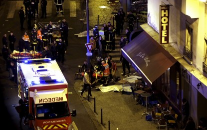 The Paris Attacks: More Than Meets The Eye