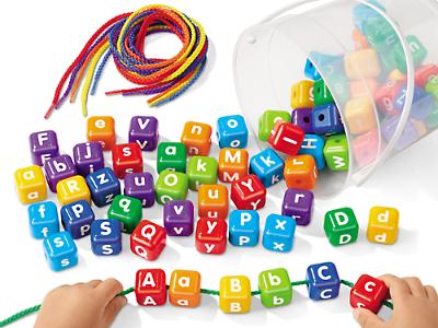 Alphabet Beads MINISTRY TIP