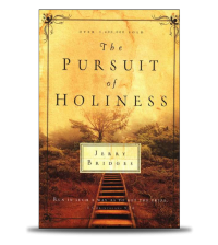 Jerry Bridges – The Pursuit of Holiness Jerry Bridges completes his pursuit of holiness