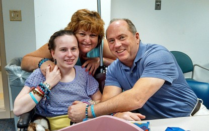 Justina Pelletier's Family Sues Massachusetts Government for Abducting Their Daughter