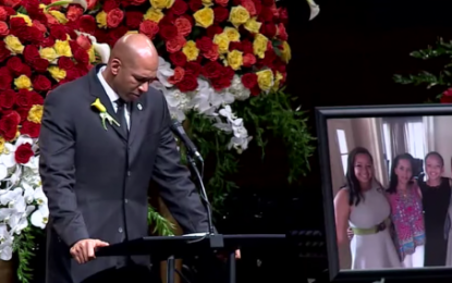 Monty Williams Calls For Forgiveness In Powerful Speech At Wife's Memorial Service