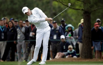 Danny Willett, son of British pastor, wins Masters Golf Tourney