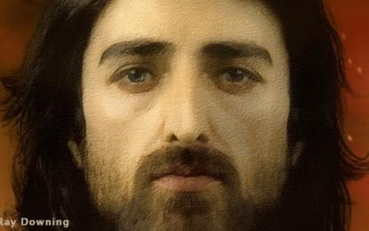 Emmy-winning artist depicts Jesus from Shroud