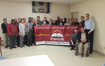 Rhode Island School Of The Bible Launches