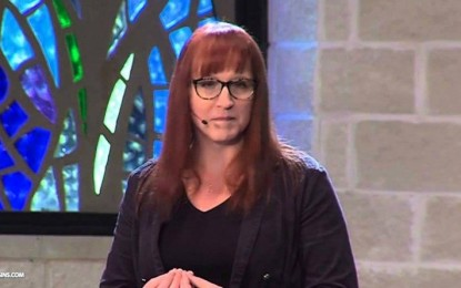 Transgender Baptist Preacher Allyson Robinson