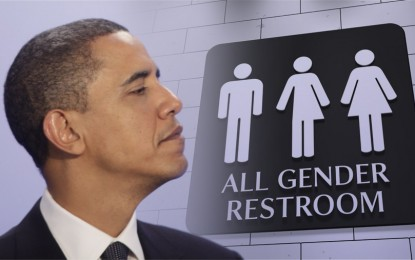 A Call for National Civil Disobedience to Obama's Public School Transgender Bathroom Mandate