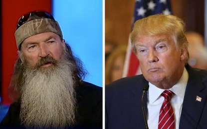 'Duck Dynasty' Star Offers To Take Important Role To Help Trump