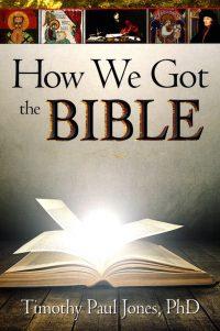 How We Got the Bible' Named Christian Book Award Winner