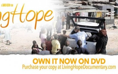 Living Hope — Even in the Darkness of Despair, There is Hope