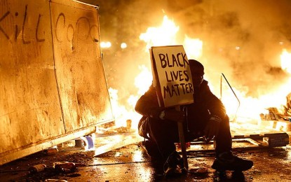 Evolution vs. Black Lives Matter