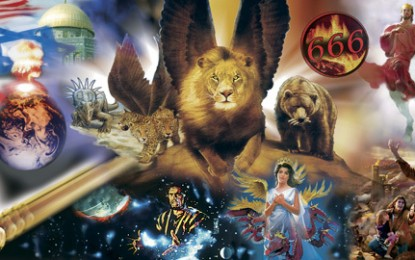 OBSESSION WITH BIBLE PROPHECY: DEVIL LOVES IT