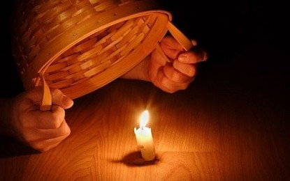 Don't Hide Your Light! – A Matter of Faith