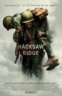 Mel Gibson is back on the big screen after a decade-long absence with a true story called Hacksaw Ridge