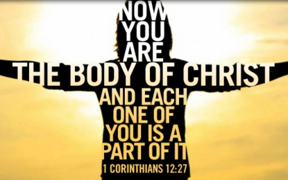 Christ Has No Body — But Yours