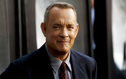 Tom Hanks: I Hope to Vote for Trump's Re-Election