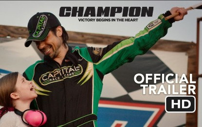 New Faith Film 'Champion' Pairs Dirt Track Racing with Story of Forgiveness, Fatherhood