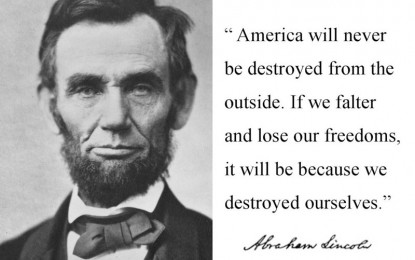 America Is Falling From Within