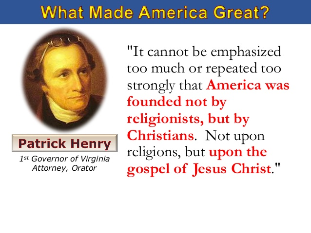 The Good News Today - America Was Founded As A Christian