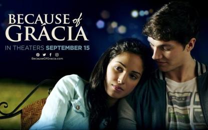 'Because of Gracia' Wins Big At Life Fest Film Festival