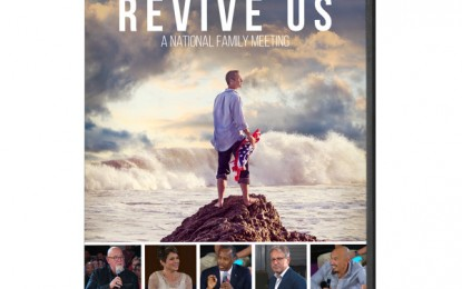 Kirk Cameron's 'REVIVE US' Releases to Home Entertainment