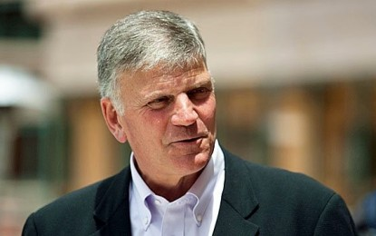 Franklin Graham: 'What would you do if you had 20 minutes to live?'