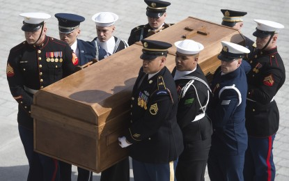 Billy Graham's casket made by convicted murderer in Angola Prison