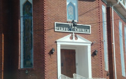 How To Join the Perfect Church