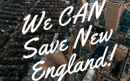We CAN Save New England