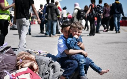 Russia sends Syrian refugee proposal to U.S. after Trump summit