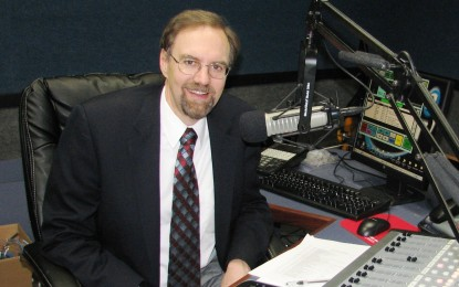 Bill Blount Leads WARV Life Changing Radio to 40th Anniversary