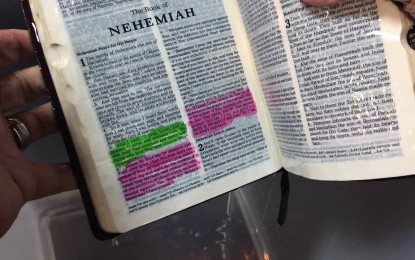 "Gallons Of Oil Are Flowing Out Of A Bible In Georgia – Is This An ""End Times Miracle"" Or A Cruel Hoax?"