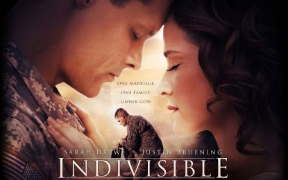 Movie shares raw, true story of fidelity to Christ and marriage during war