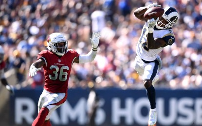 Rams WR Brandin Cooks: 'Jesus is the light of the world'