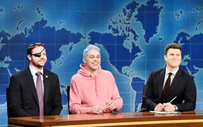 SNL mocked my appearance. Here's why I didn't demand an apology.