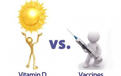 Vitamin D vs. Flu Shots