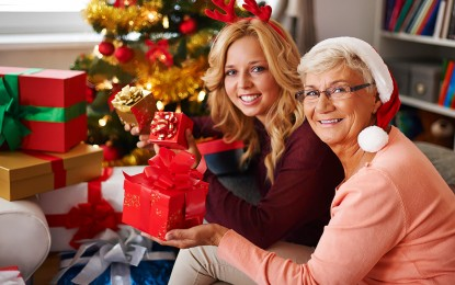The Left Attacks Christian Grandma At Christmastime